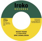 Eric Donaldson - Rocky Road / version (Iroko) 7""